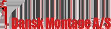 DANSK MONTAGE A/S Logo